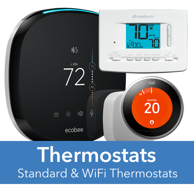 Programmable and Smart Thermostats